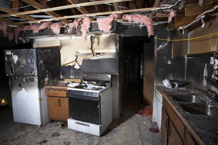 Fire Damage Restoration Service by Element Restoration